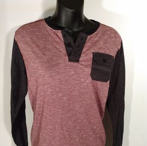 Distortion henley